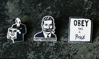 PINTRILL & OBEY Come Together for Limited Edition Pin Capsule