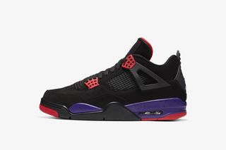 "wholesale dealer 049ec c3453 Nike   Drake Surprise-Drop ""Raptors"" Air Jordan 4 for NBA Playoffs"