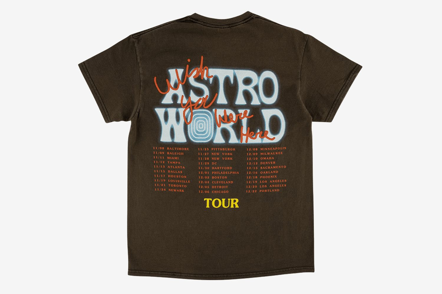 Sicko Mode Washed Tee