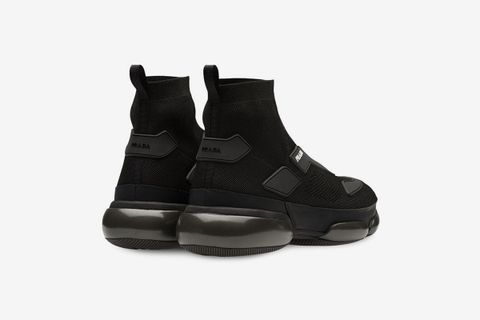 Cloudbust High-Top Sneakers