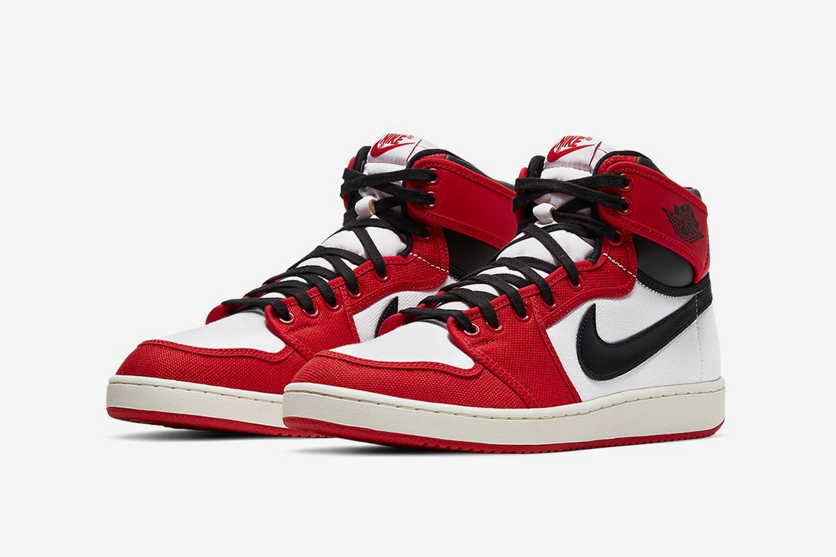 """Official Images All But Confirm the Return of the Air Jordan 1 KO """"Chicago"""" 3"""