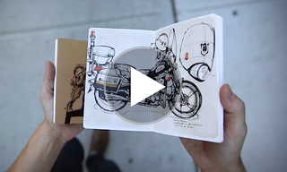 """FiftyThree and Moleskine Launch Custom Journal Printing – """"Book"""""""