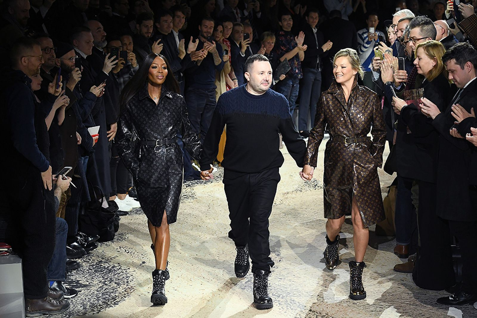 Louis Vuitton kate moss kim jones