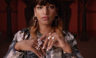 Watch Burberry's Christmas Campaign Featuring M.I.A., Naomi Campbell & More