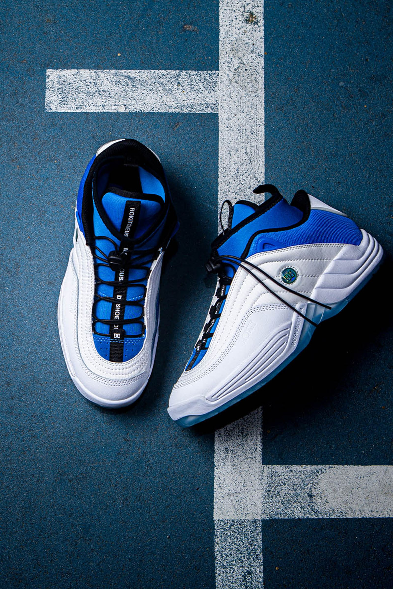 DC Shoes ROKIT sneakers