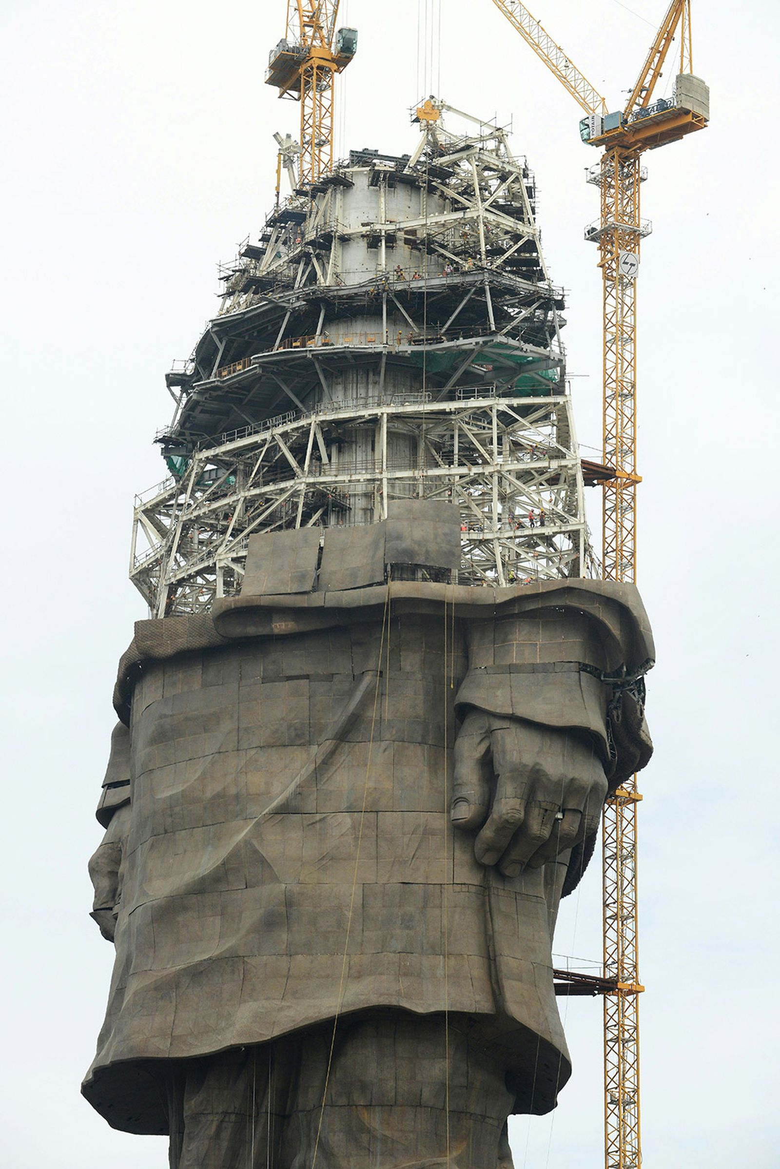 india statue of unity worlds tallest statue