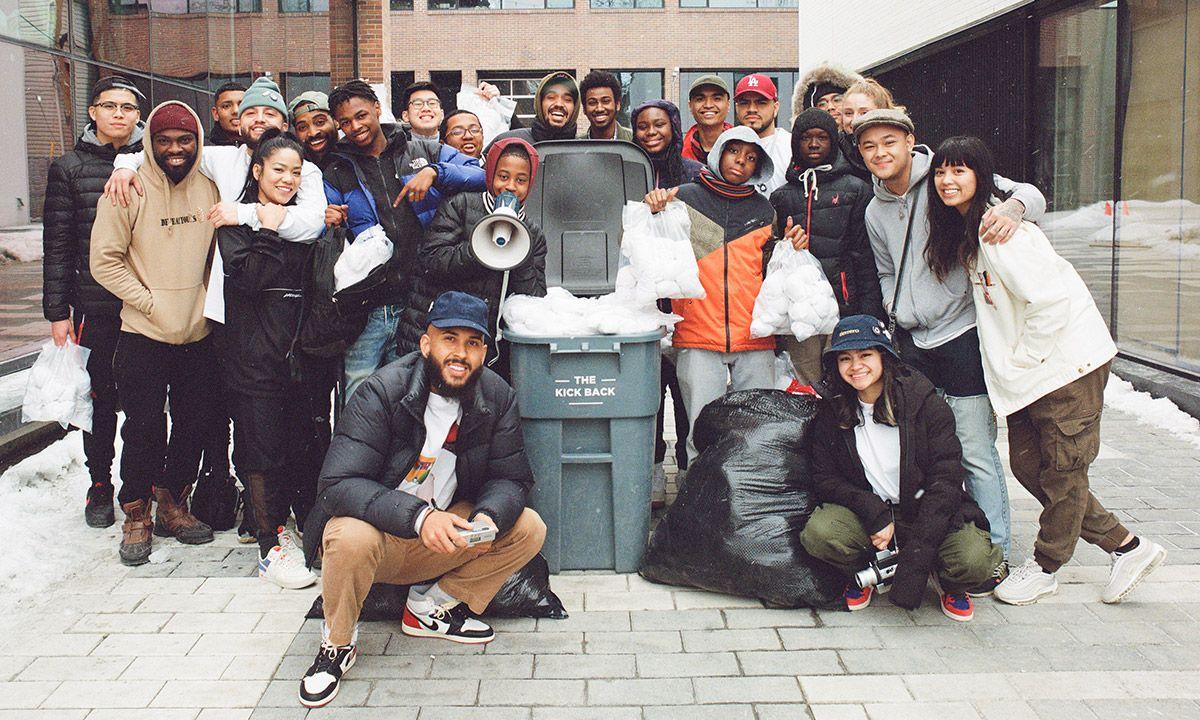 "Meet The Kickback, a Toronto Sneaker Charity Redefining ""Nice Kicks"""