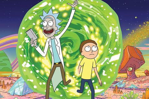 RICK AND MORTY Will Return This November