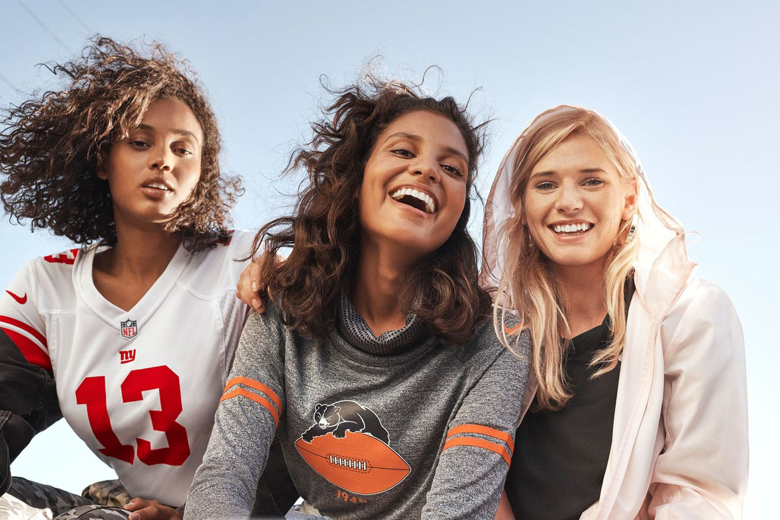 Nike is honoring NFL's female fans with a Football Jersey Line