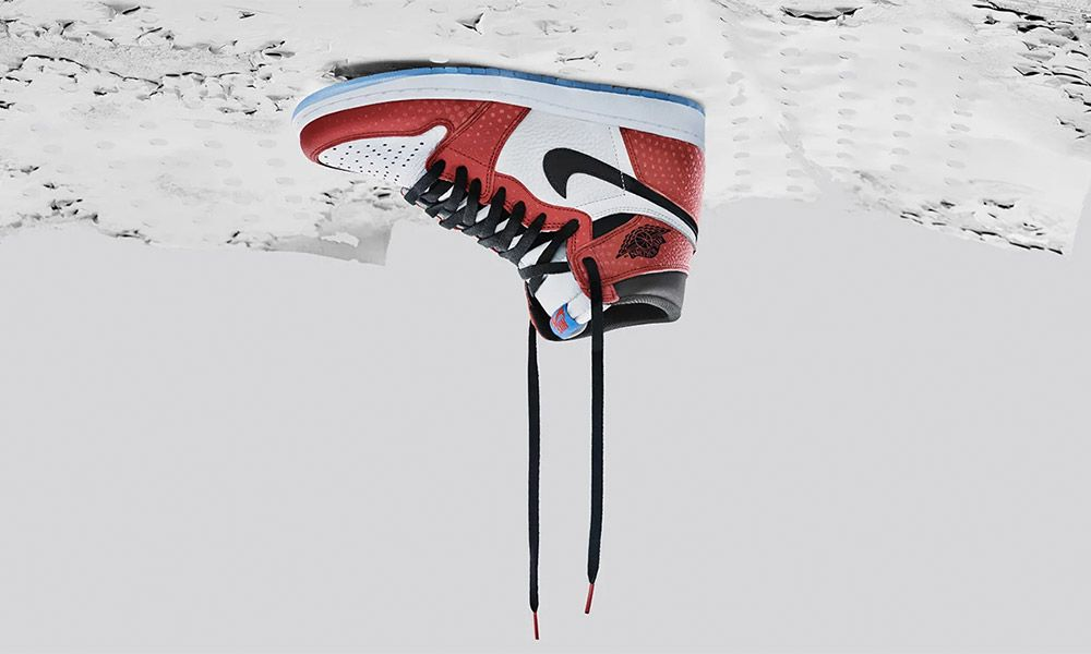 "Here's How to Cop the Spider-Man-Inspired Air Jordan 1 ""Origin Story"""