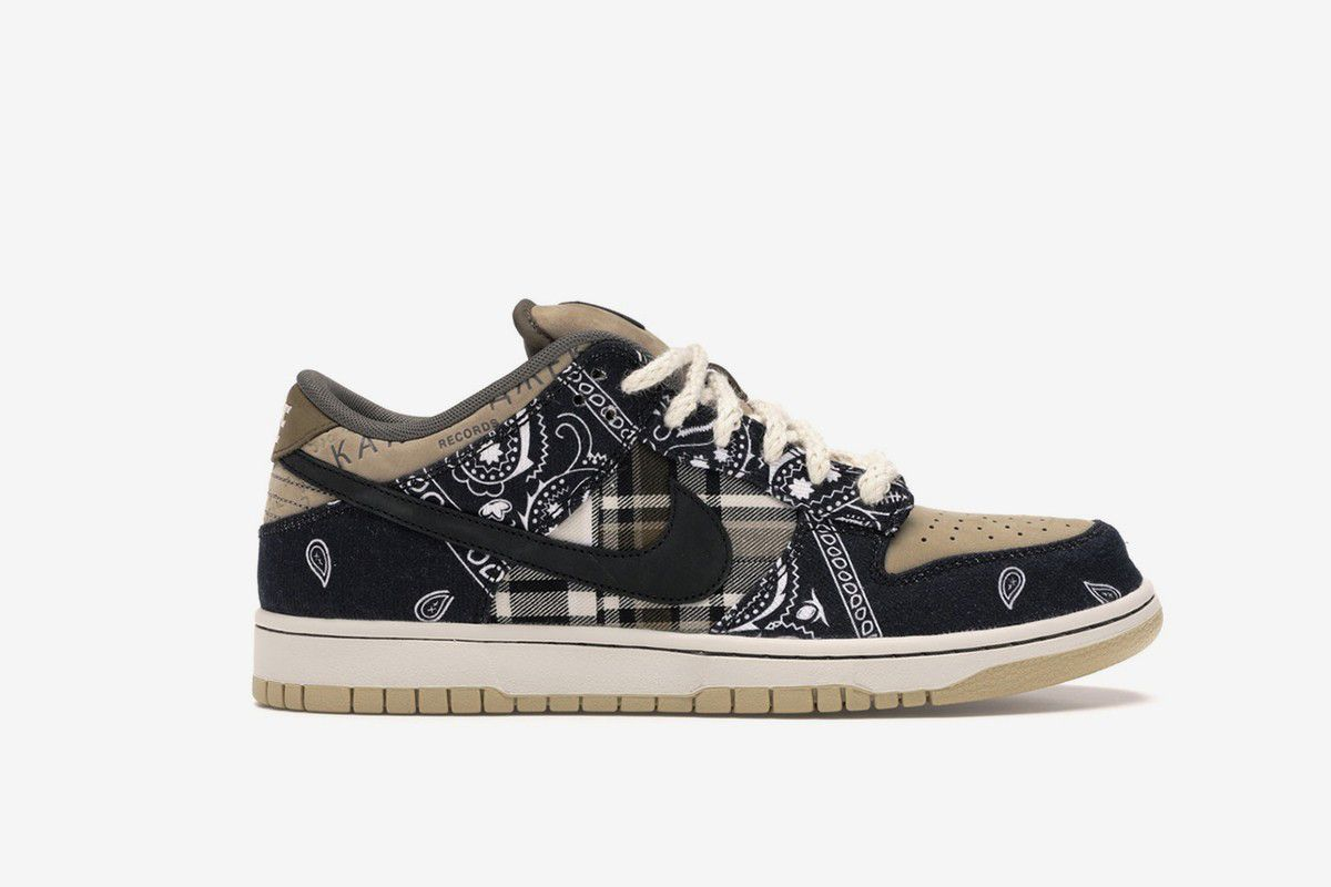 Your Chance to Cop the Travis Scott x Nike SB Dunk for $1 Is Here 1