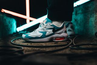 "separation shoes c99c0 bde2e Nike s Air Max2 Light Returning in OG ""Blue Lagoon"" Colorway"