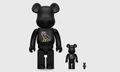 Drake's OVO & Medicom Toy Are Dropping All-Black Be@rbricks