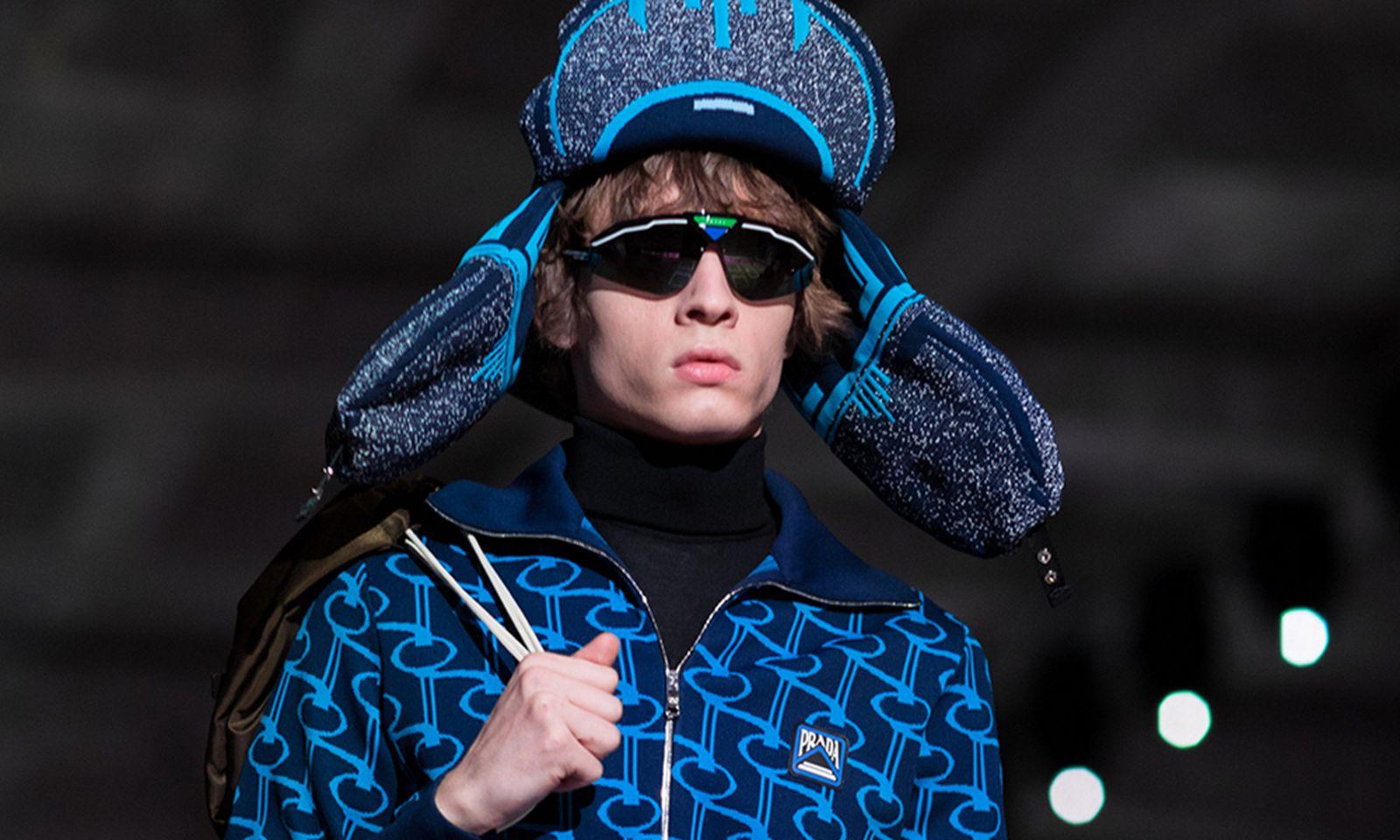 prada ss19 show feat milan fashion week ss19 runway