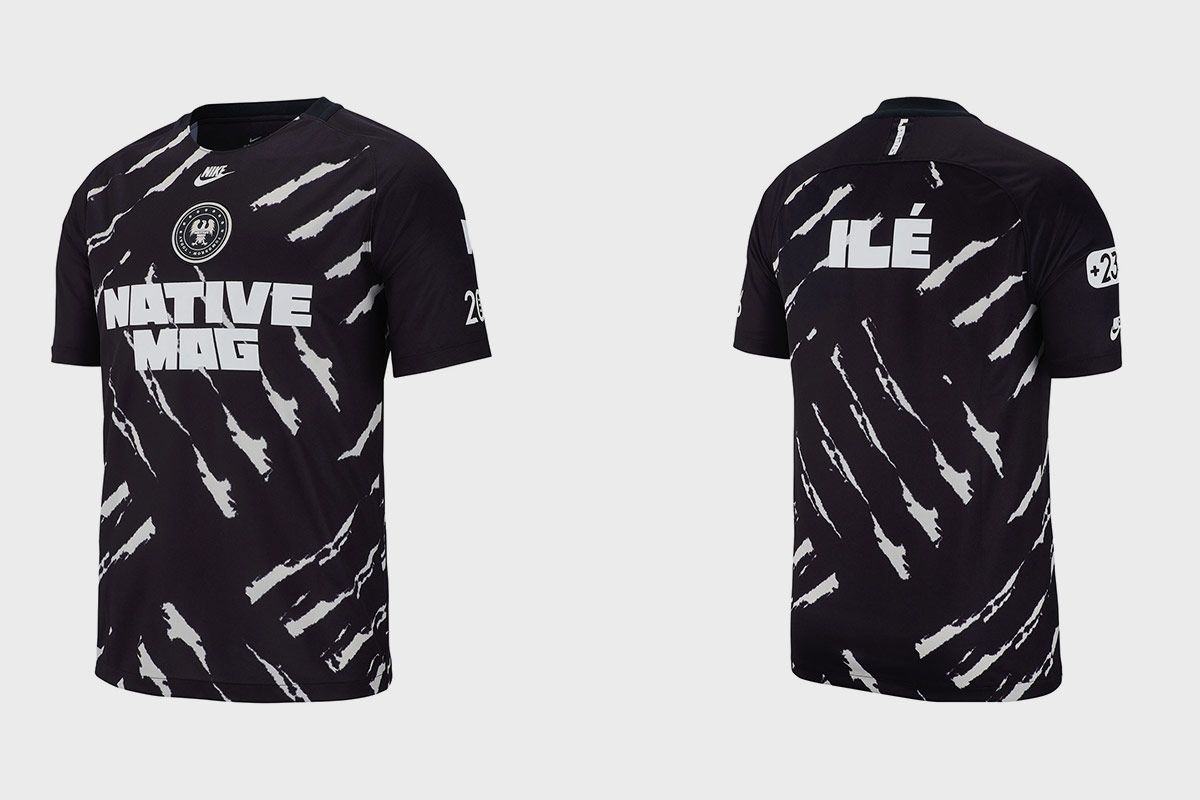 99794bde110 Nike x The NATIVE Football Jersey: Where to Buy