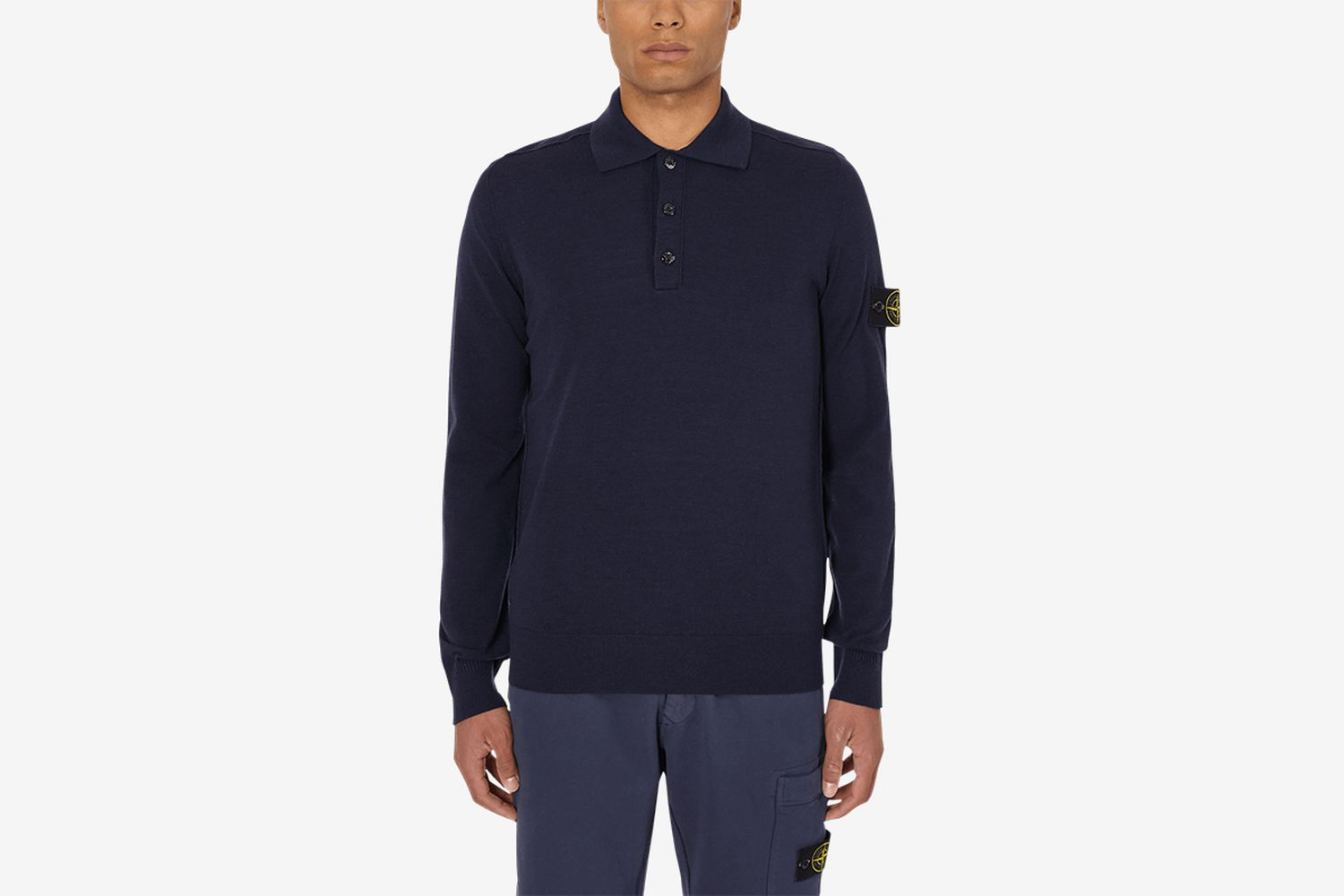 Polo Longsleeve Knit