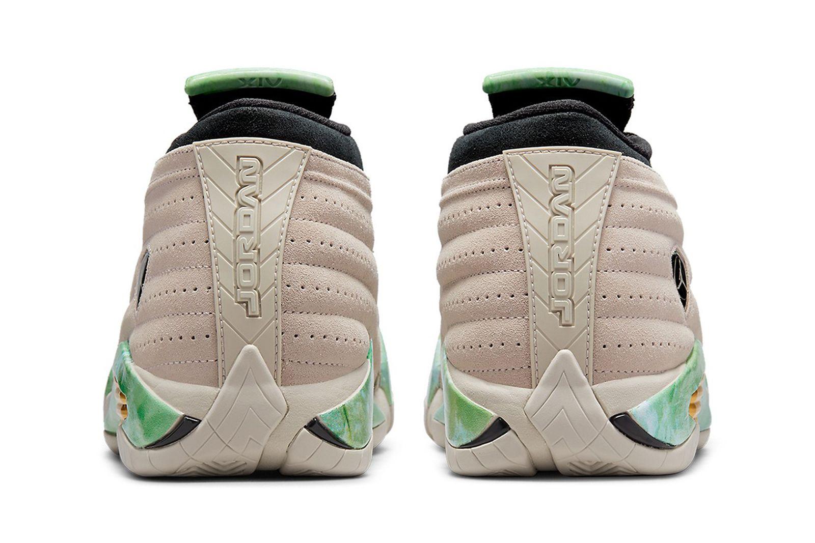 Aleali May x Nike Air Jordan 14 Low: Official Images & Drop Info