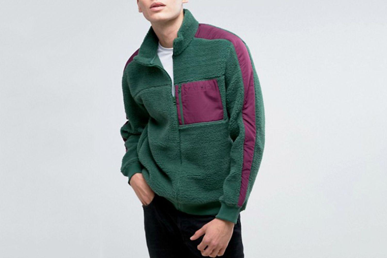 Borg Jacket