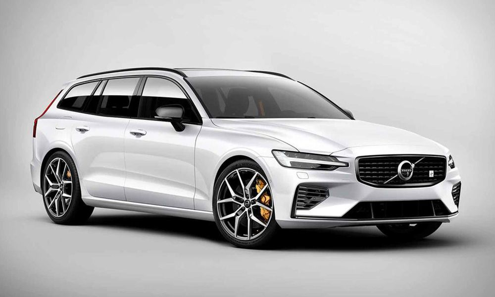 Cars For Under 1000 >> Take a Look at the New Polestar-Engineered V60 Wagon