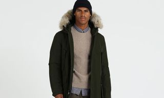 These Woolrich GORE-TEX Jackets Are Winter Weather Essentials