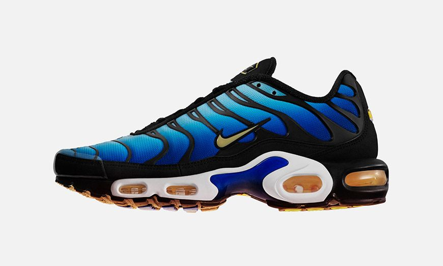 new product 44f2b c23f5 Nike Air Max Plus: Official Release Information & Design Story