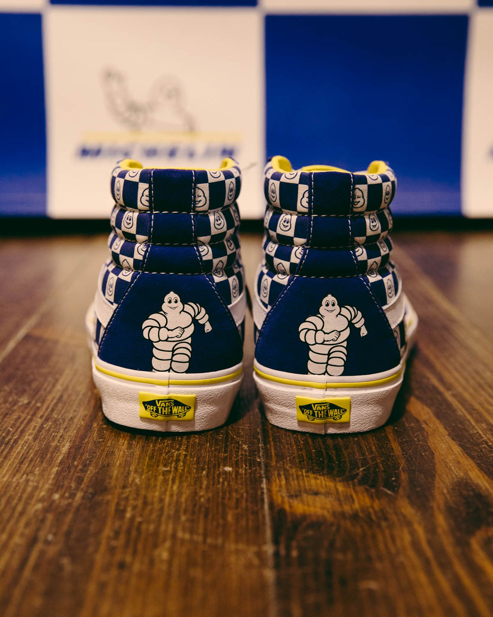 Vans x Michelin Are Giving Away 100 Collaborative Sneakers