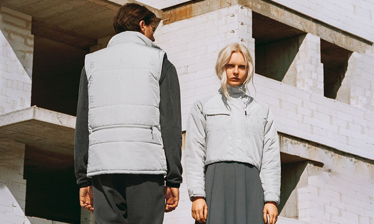 Wood Wood Teams Up With ellesse to Deliver Performance-Ready Athleisure Fits
