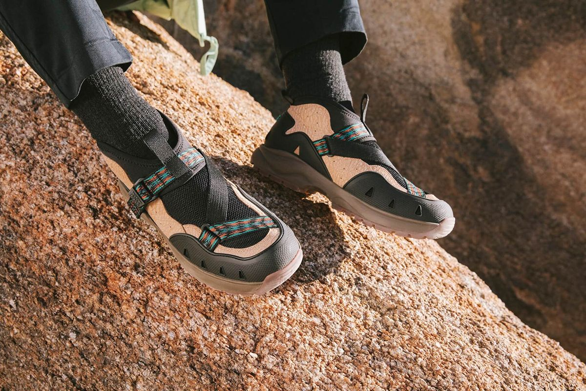 Teva's New Amphibious Hiking Shoe Is a Blast From the Past