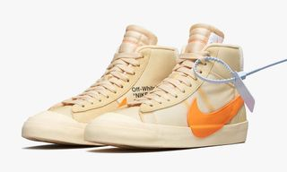 Cop the OFF-WHITE x Nike Blazer Spooky Pack at StockX Now