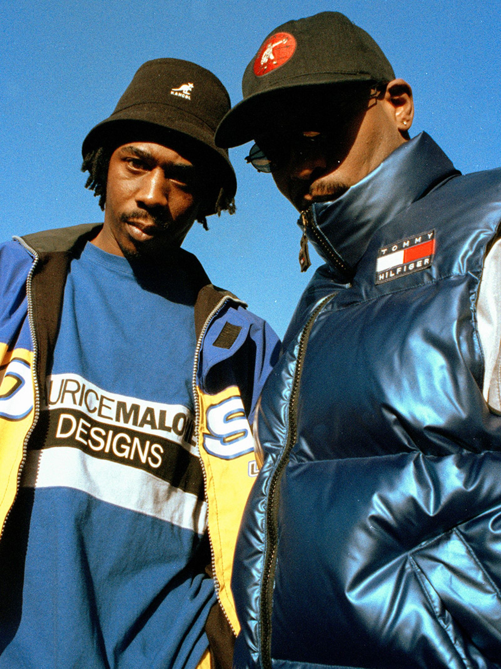 Bryan Gee and Jumpin Jack Frost, Brixton, 1996