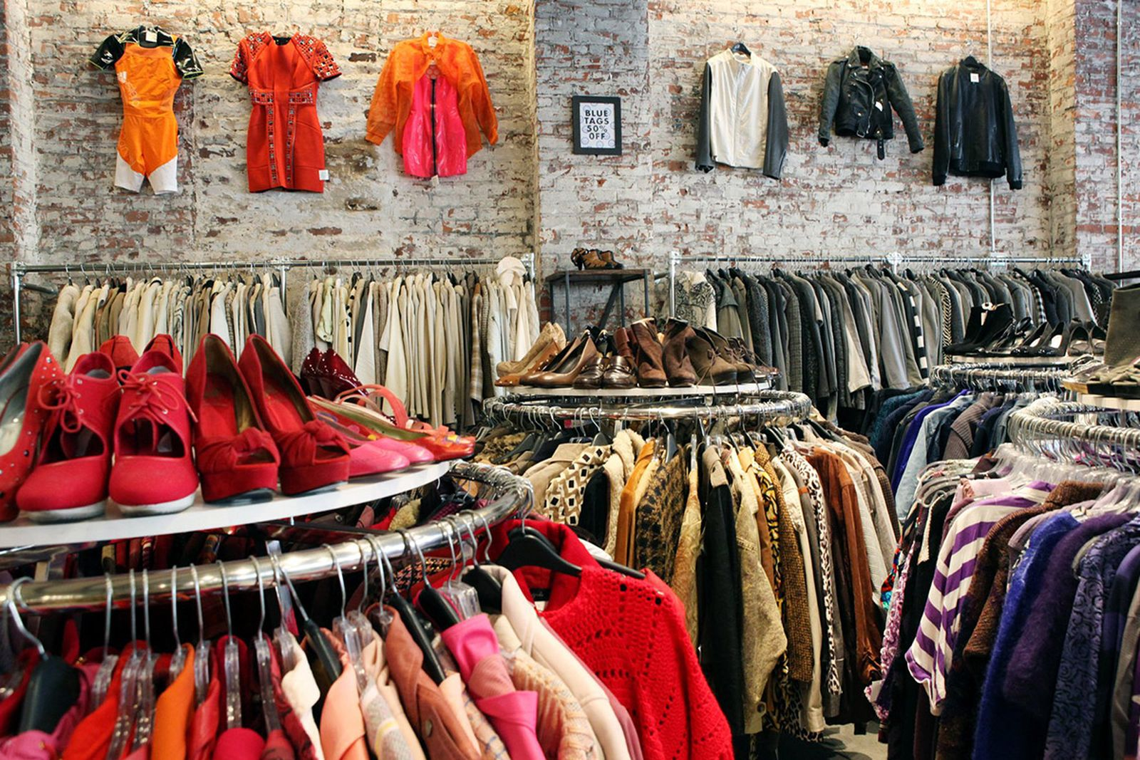Beacons Closet best vintage stores nyc AMEX american express platinum fashion