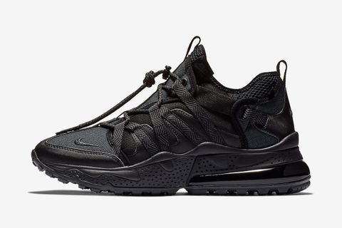 "reputable site c3c3e c4b96 Nike s Air Max 270 Bowfin ""Triple Black"" Is Out Now"