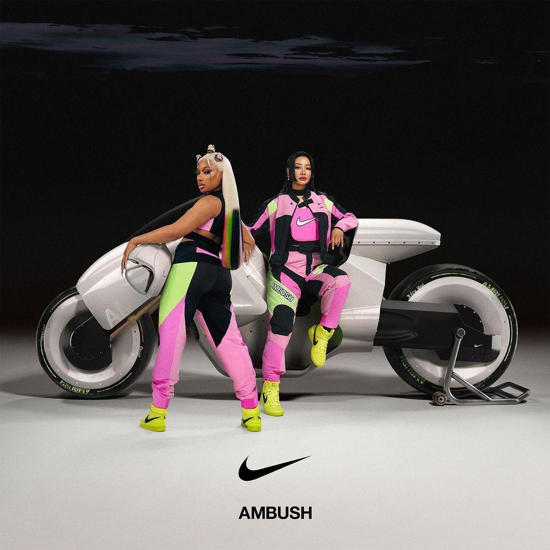 AMBUSH x Nike Heads to the Future With Megan Thee Stallion