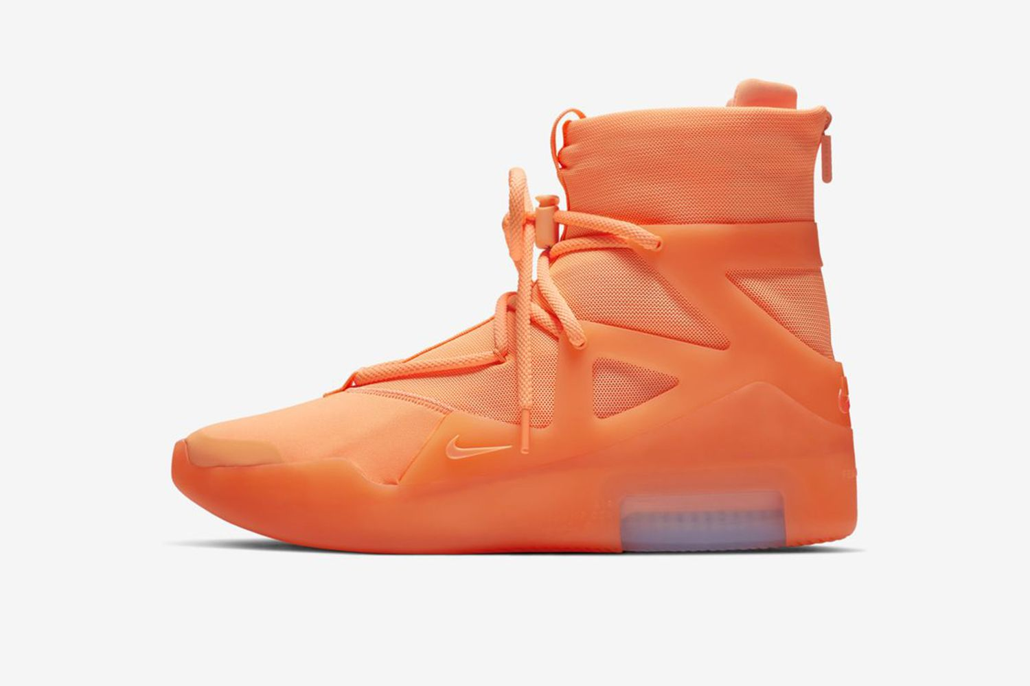 "Air Fear of God 1 ""Orange Pulse"""