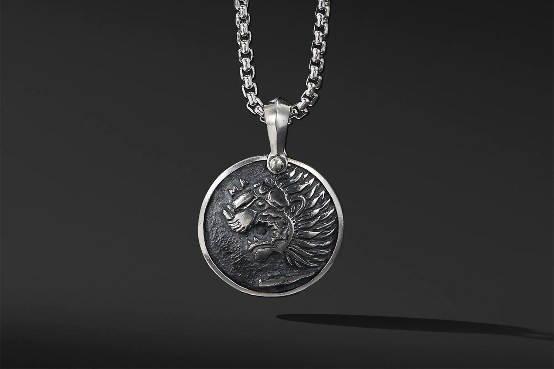 Petrvs Lion Amulet