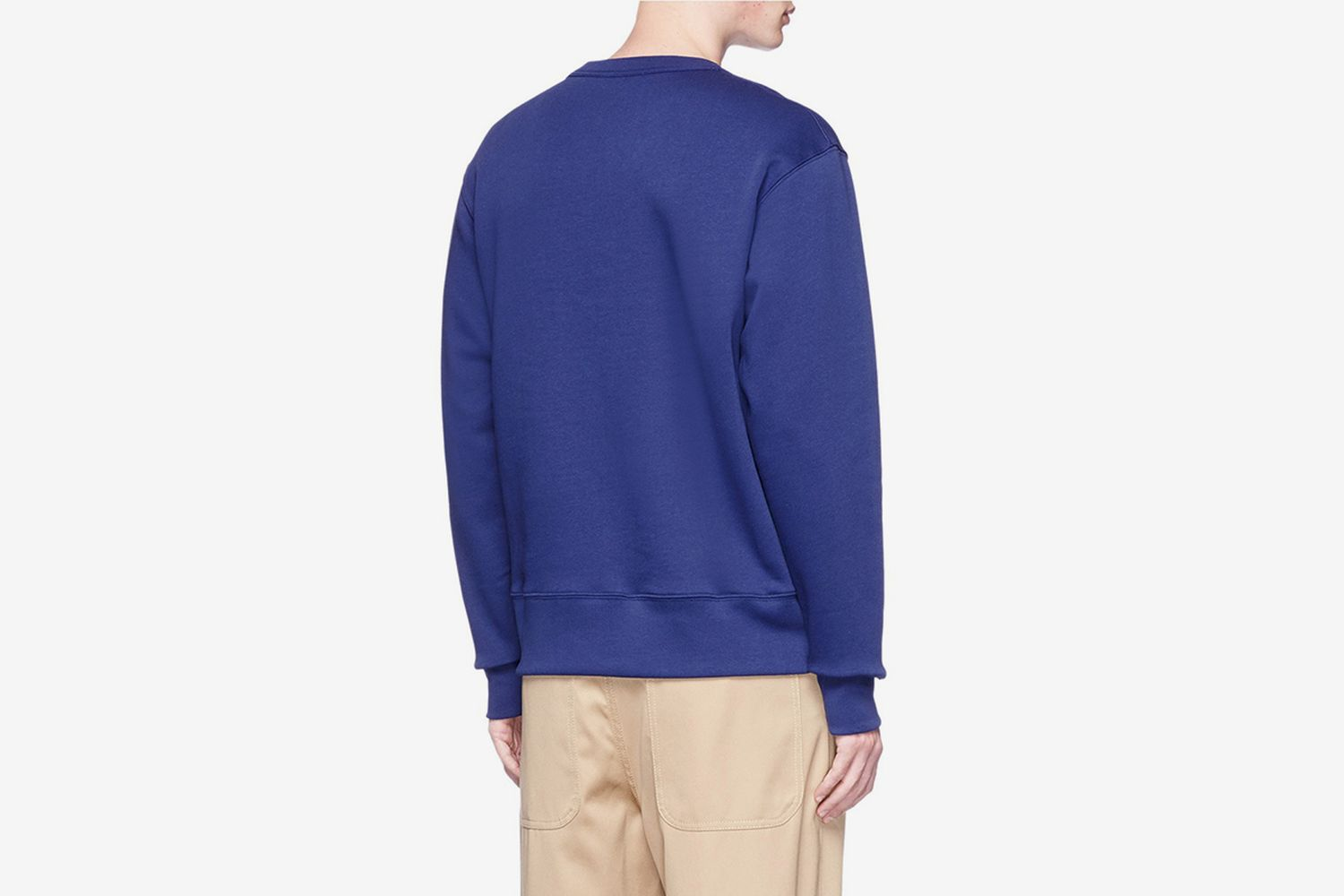 Fairview Face Patch Sweater