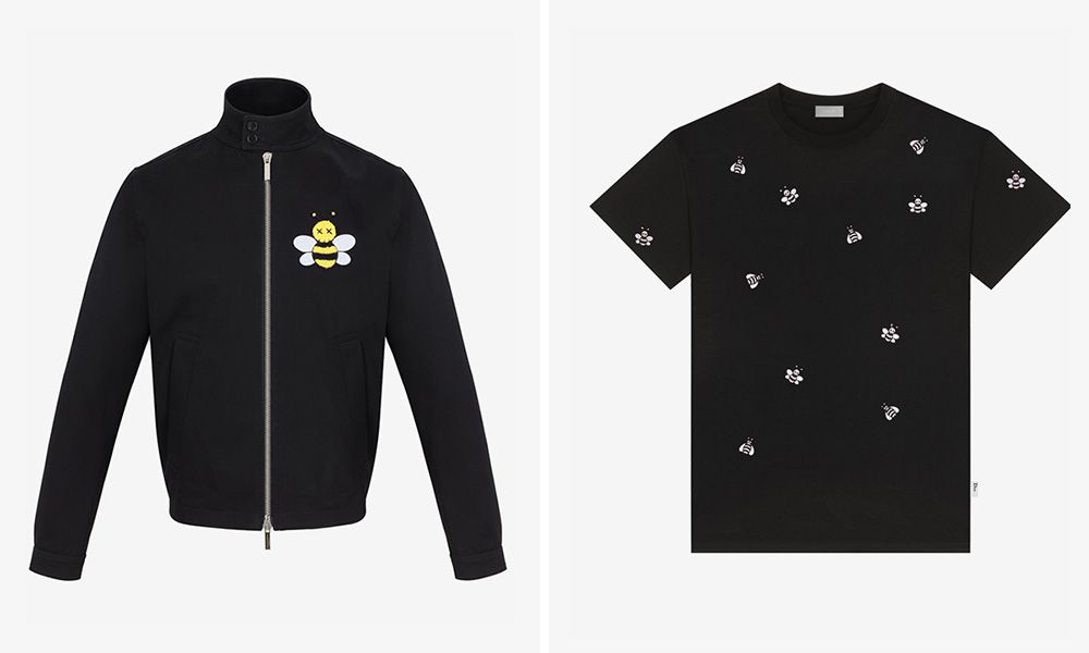 212bd3fd More Pieces from Kim Jones' Dior x Kaws Collection Just Dropped