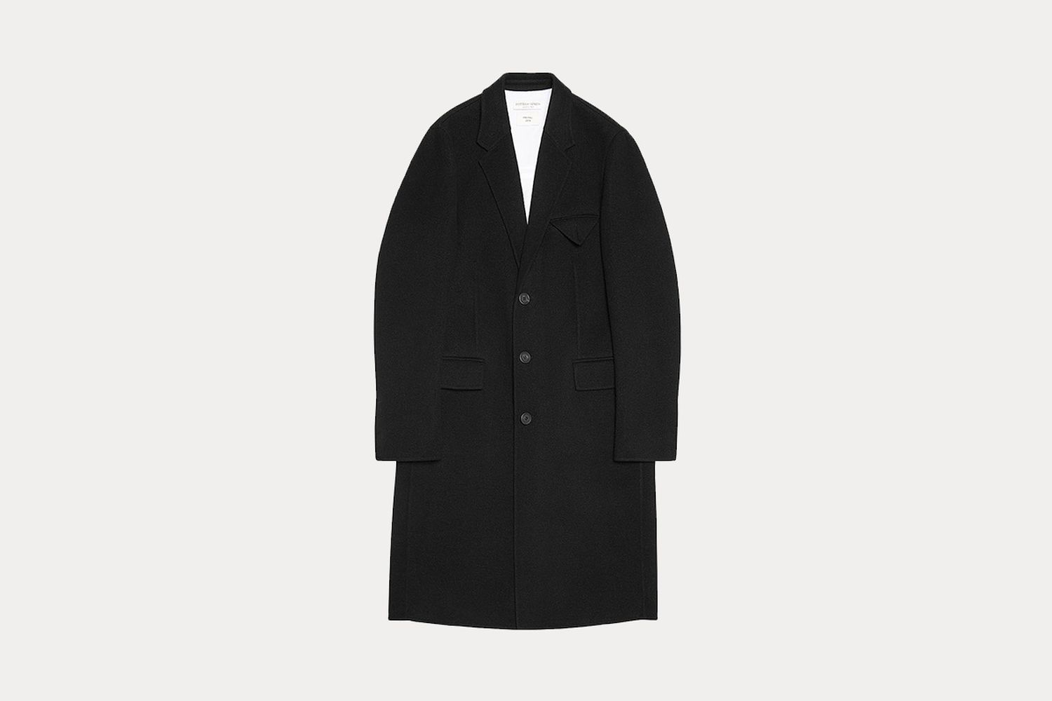 Oversized Cashmere Coat