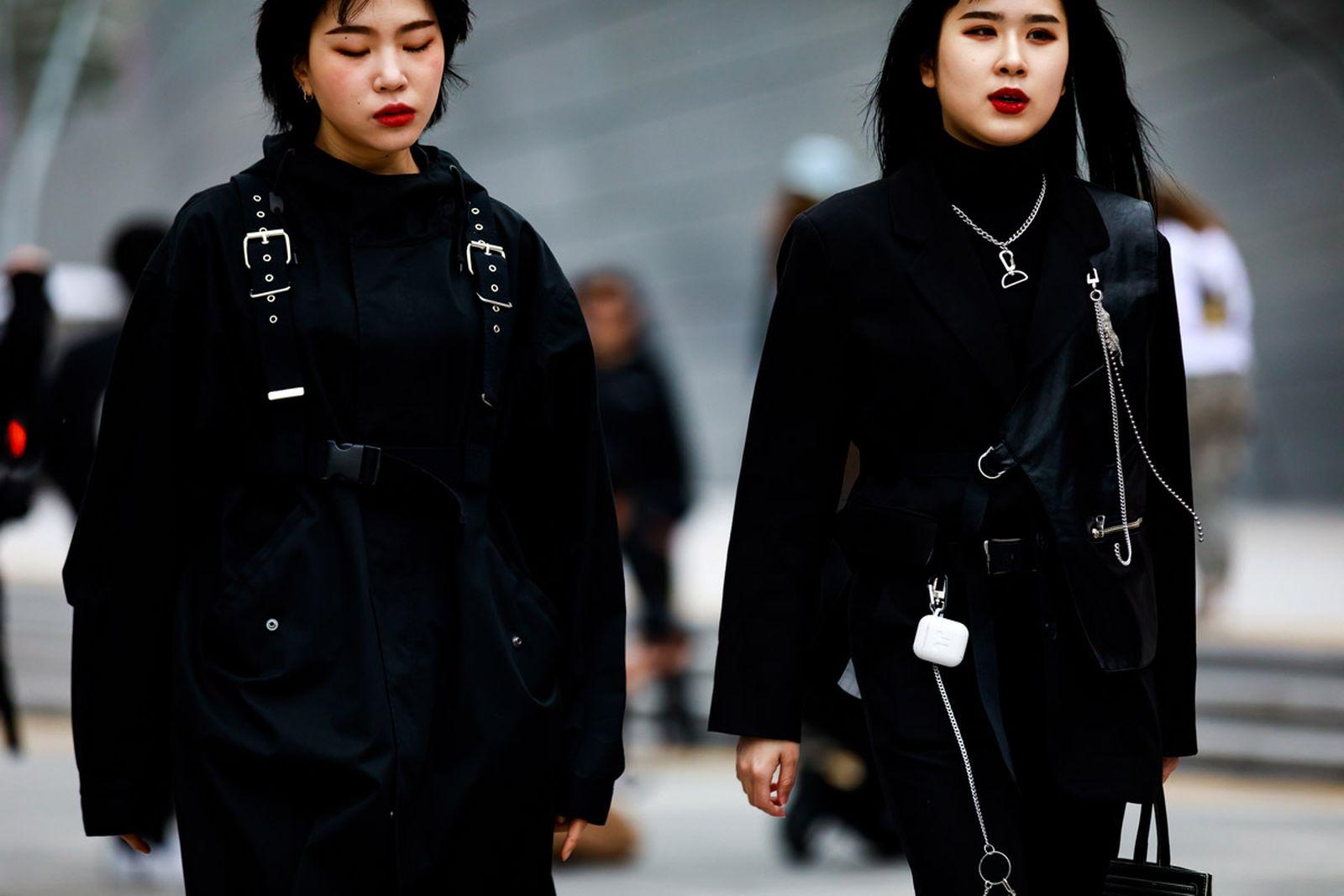 19Seoul street style march paul jeong seoul fashion week