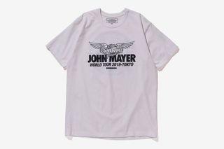 d46afe5f John Mayer & NEIGHBORHOOD Debut Racing-Inspired Tour Merch