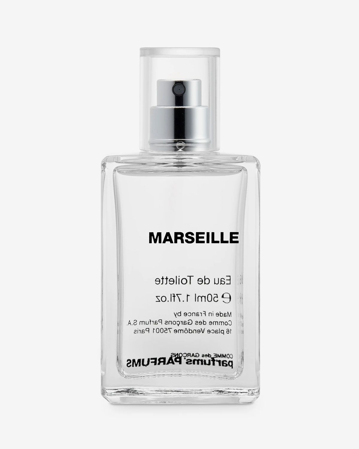 Forget the Shower, Lather Up With COMME des GARÇONS' New Fragrance