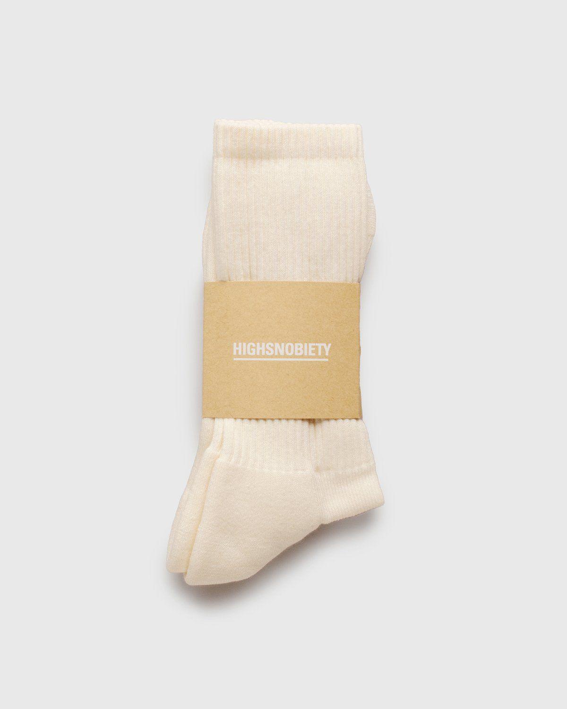 Highsnobiety — Socks Off White - Image 2