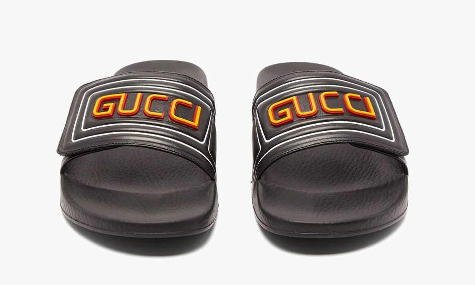 promo code c5cb0 f5830 Gucci Drops Three New Flip-Flops For Your Next Pool Party