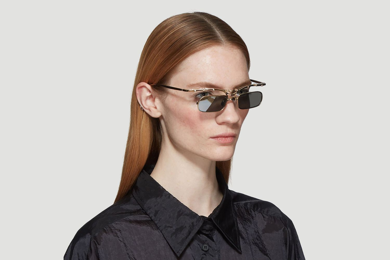 OJ2 Rectangular Sunglasses