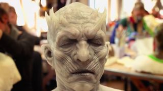 game of thrones prosthetics makeup video hbo