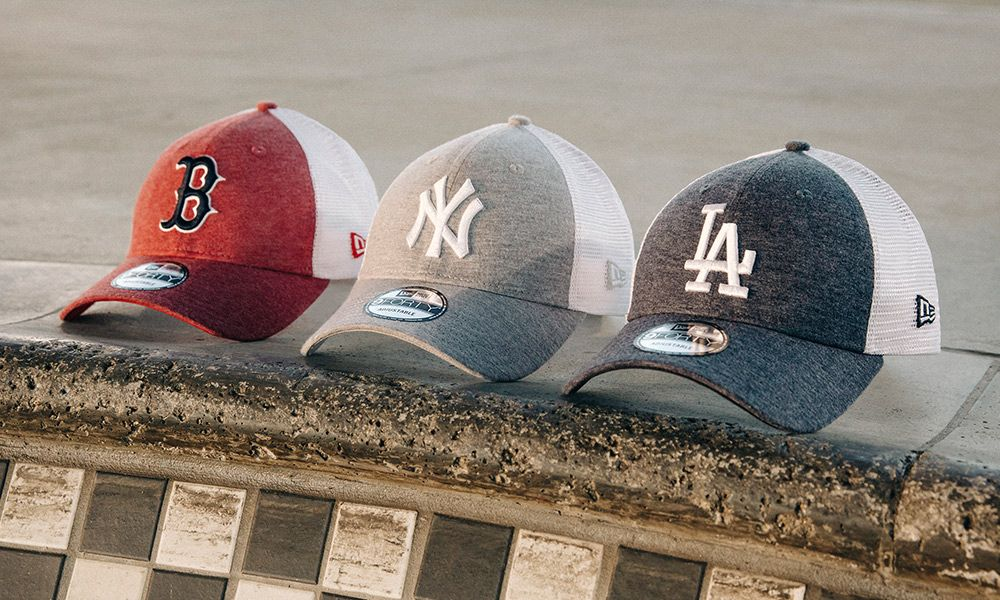 376ba3cd597 New Era Updates One of Its Most Iconic Caps With the Home Field Collection