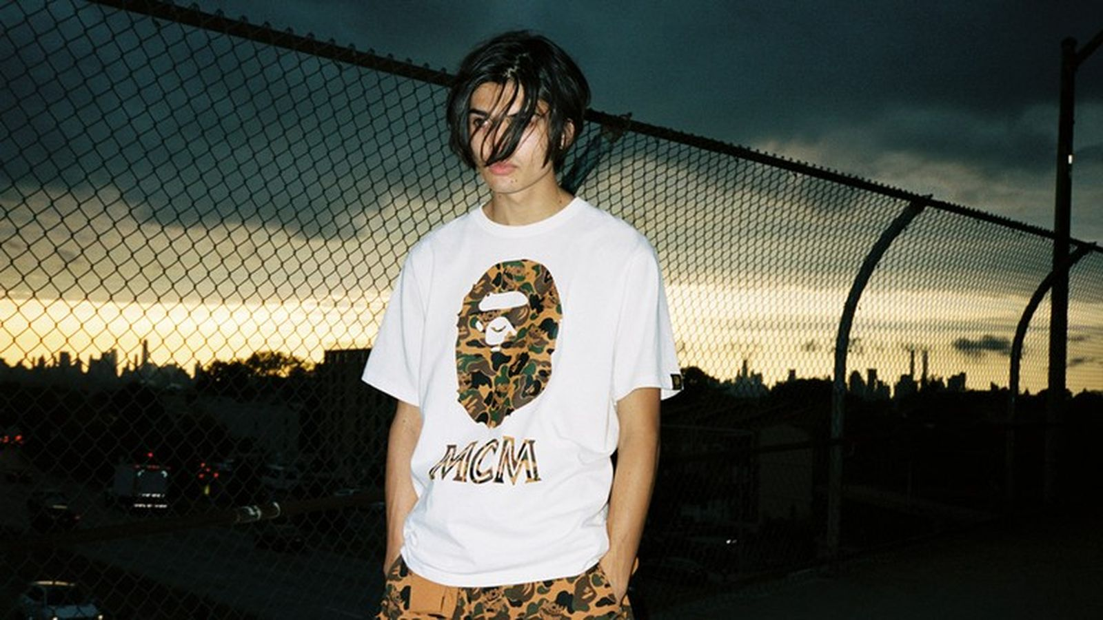 MCM BY BATHING APE - campaign