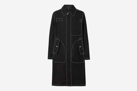 burberry coat main farfetch