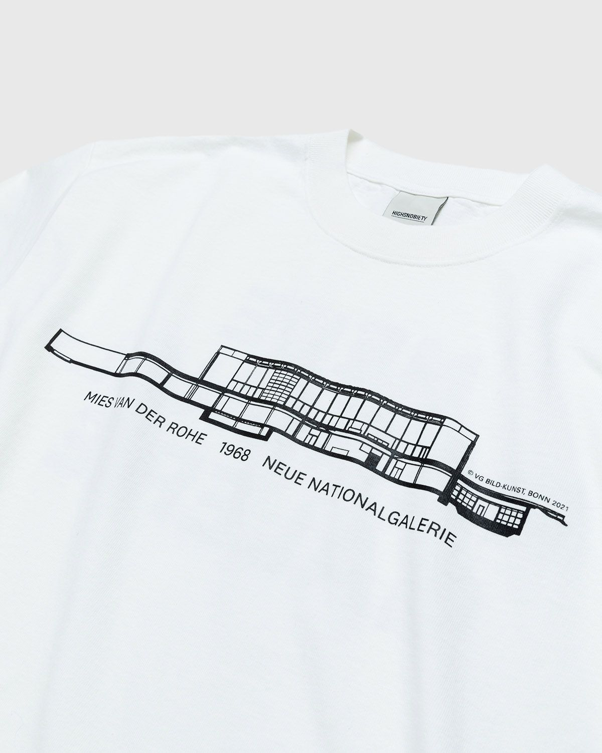 This Merch Celebrates the Mies van der Rohe Masterpiece that Almost Never Happened