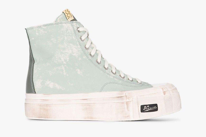Skagway G. Hi Patten Sneakers